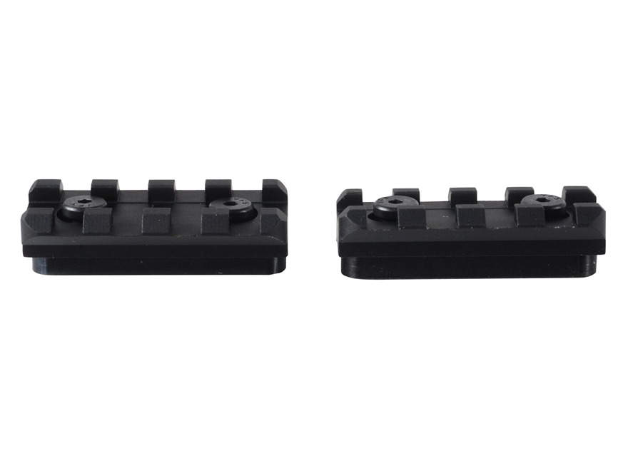 Samson Customizable Rail Section for Evolution Series Free Float Handguard AR-15 Aluminum Black