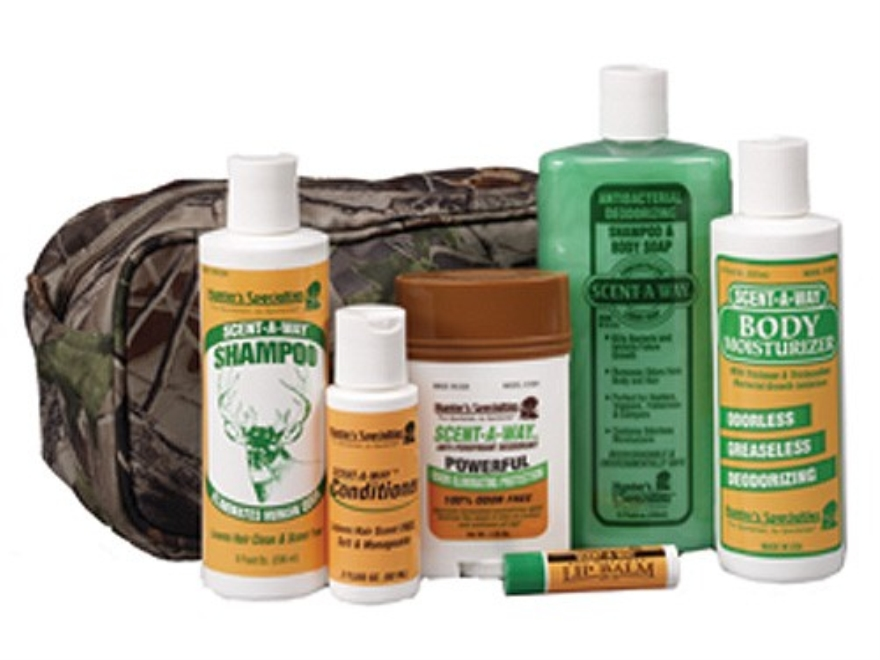 Hunter's Specialties Scent-A-Way Scent Eliminator Shower Kit