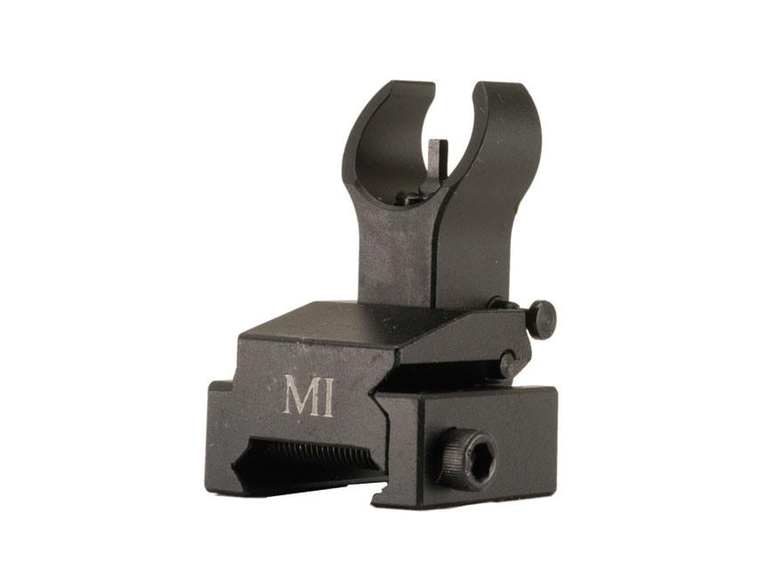 Midwest Industries Flip-Up Front Sight Handguard Height AR-15 Aluminum