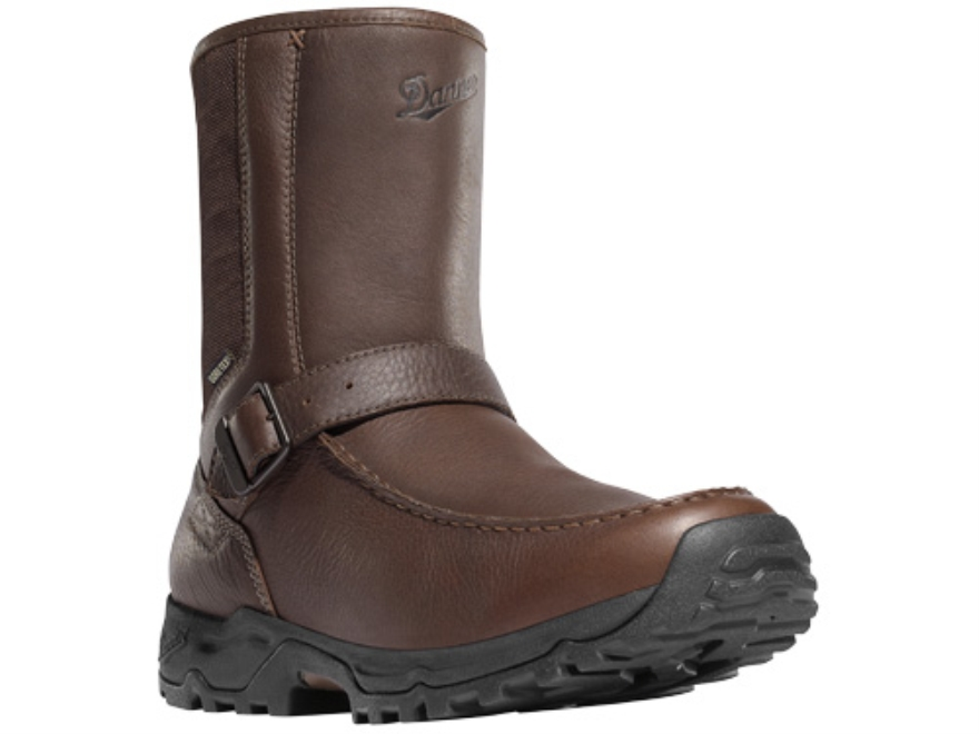 "Danner Fowler Wellington 10"" Waterproof Uninsulated Hunting Boots Leather Brown Men's 6 D"