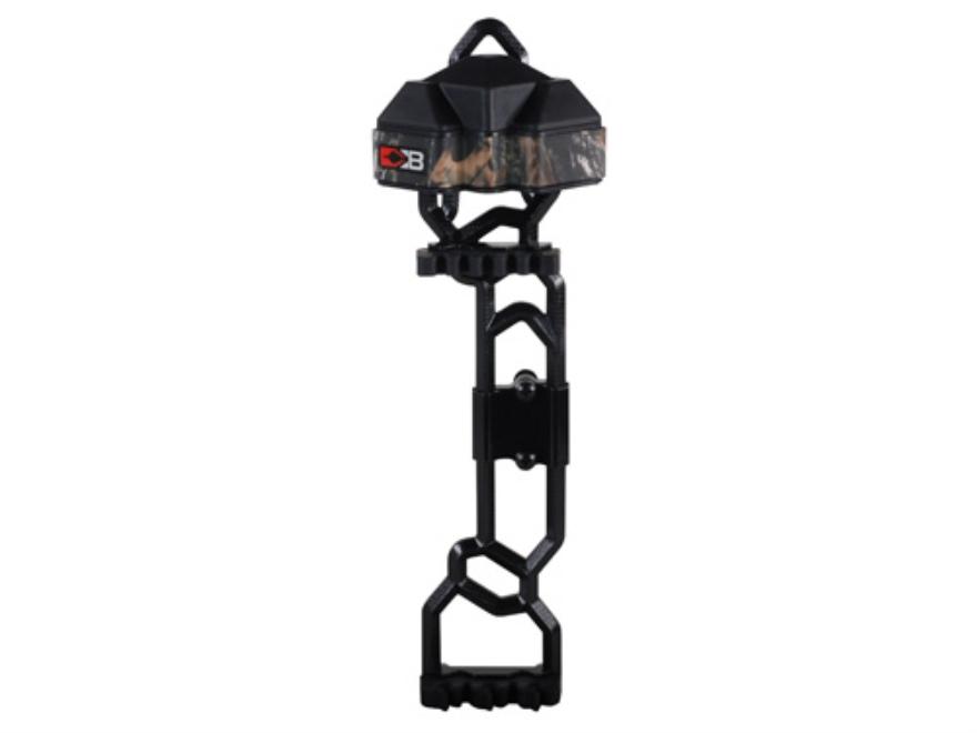 Bohning Chameleon 3-Arrow Detachable Bow Quiver Polymer Mossy Oak Break-Up Camo