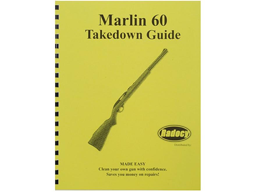 "Radocy Takedown Guide ""Marlin 60"""