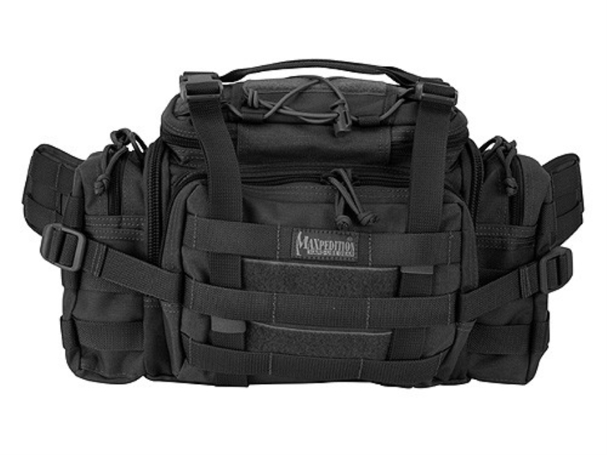 Maxpedition Sabercat Versipack Pack Nylon Black