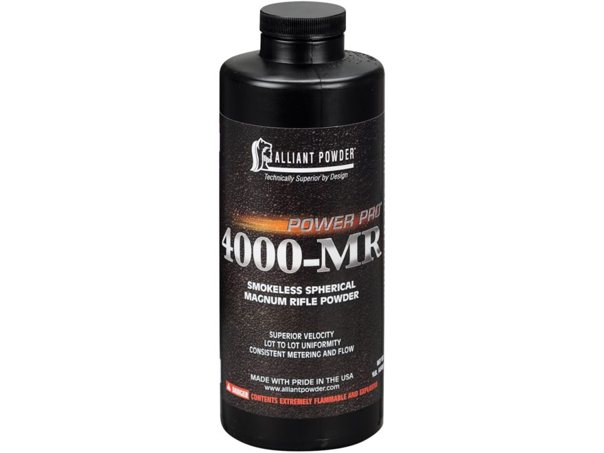 Alliant Power Pro 4000-MR Smokeless Powder