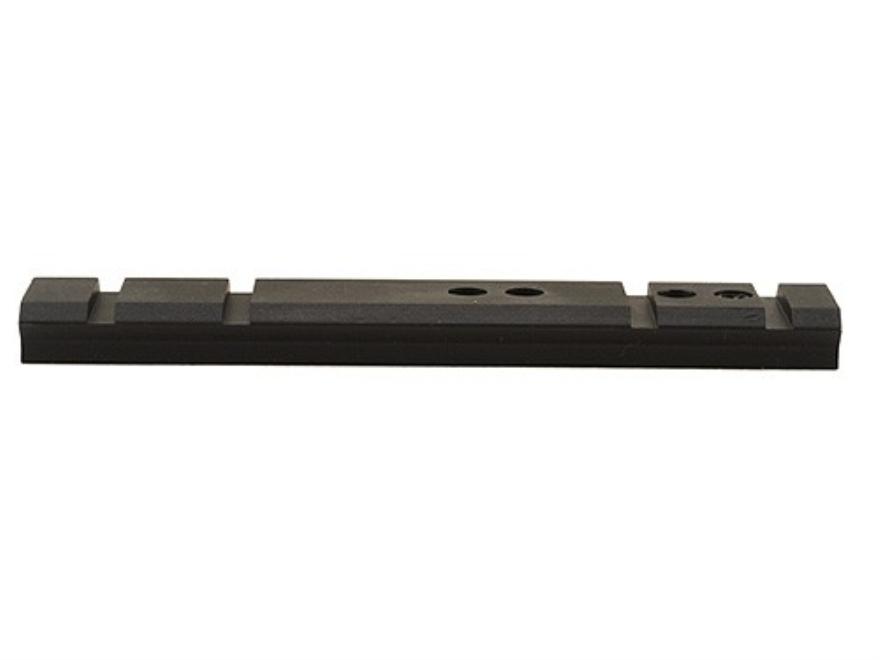 Warne Maxima 1-Piece Steel Weaver-Style Scope Base Thompson Center Contender