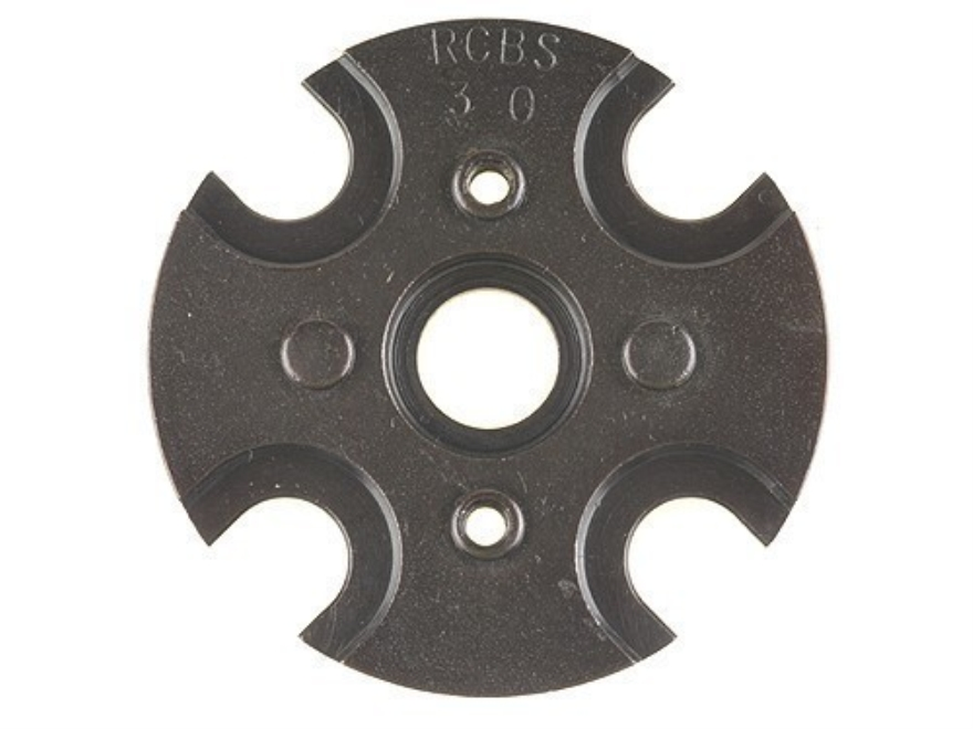 RCBS Auto 4x4 Progressive Press Shellplate #17 (30 Carbine, 32 ACP)