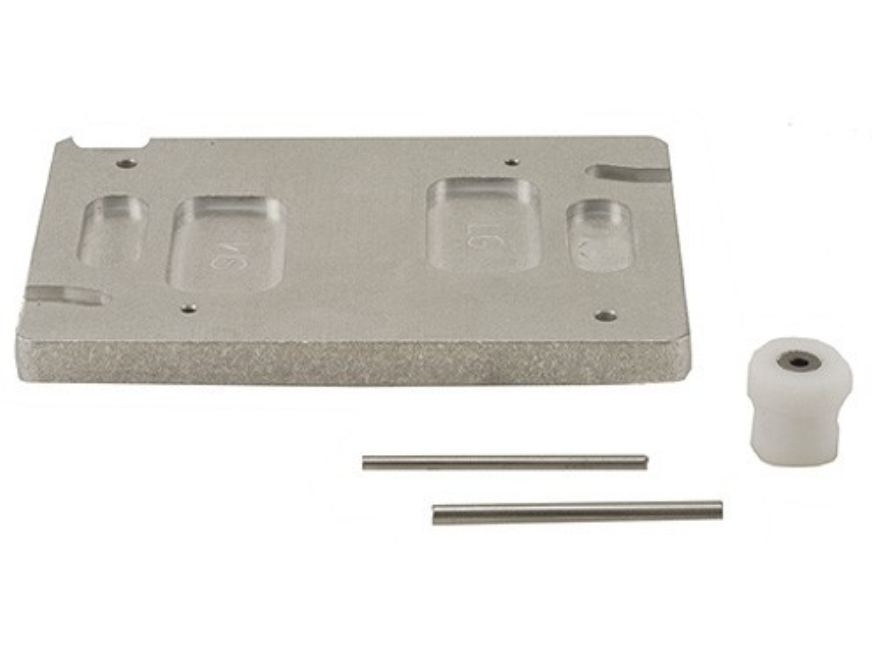 Cominolli Manual Safety Frame Slotting Fixture with End Mill Glock all Models