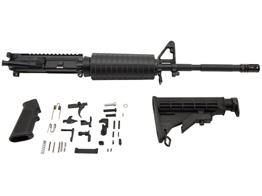 "CMMG M4 LE AR-15 Carbine Kit 5.56x45mm NATO 16"" Barrel with M4 LE Upper Assembly, Colla..."