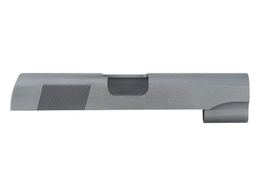 Les Baer Custom Slide 1911 Commander 45 ACP No Sight Cuts