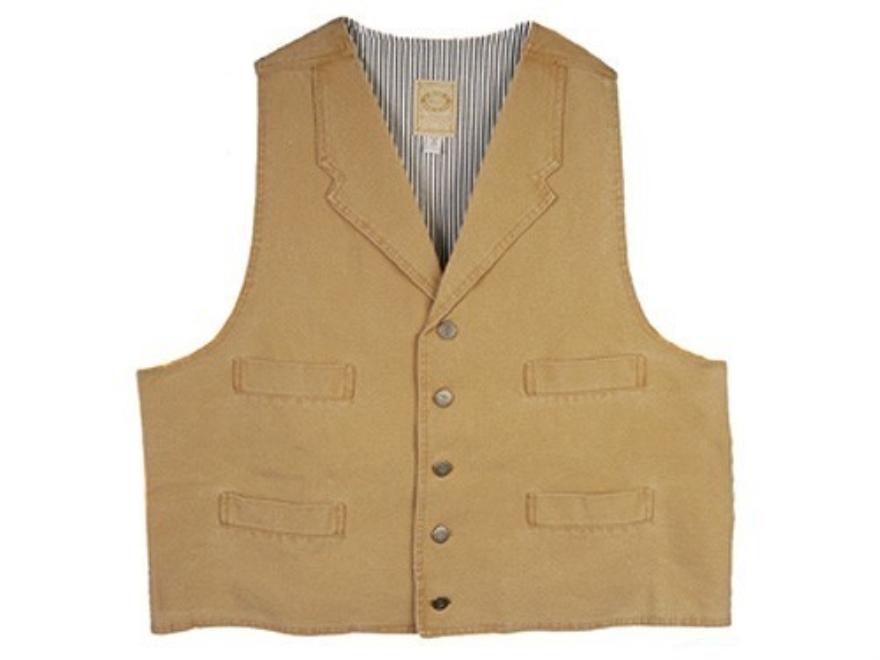 WahMaker Trapper Vest Canvas