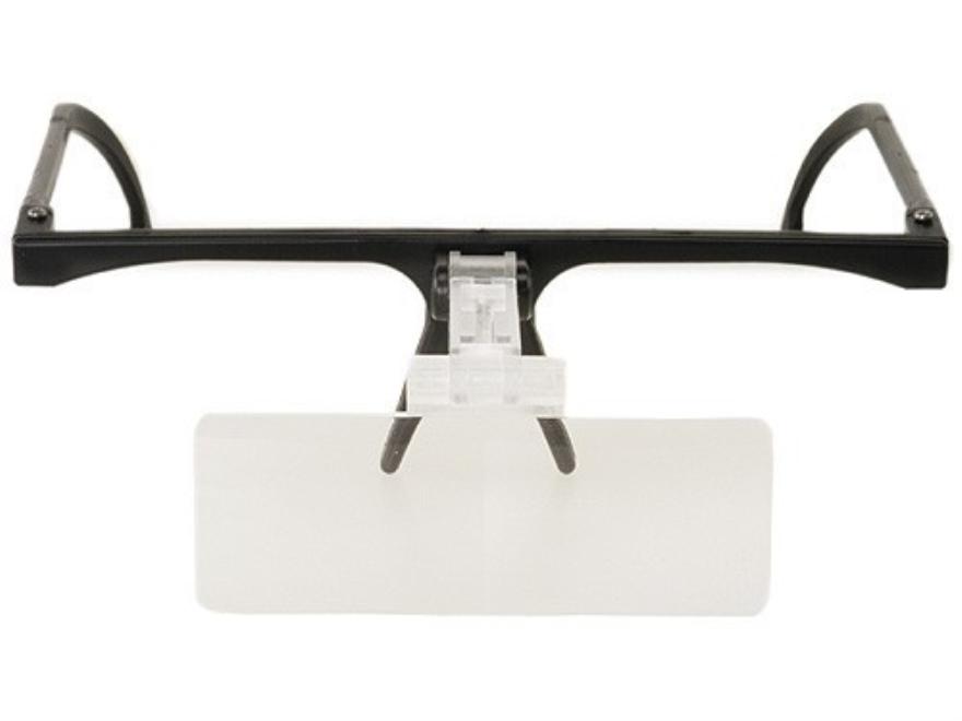 "Donegan Optical Flip-Up Clip-On Binocular Magnifier 2X at 10"""