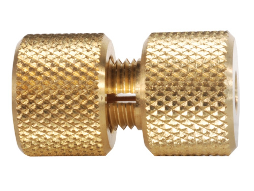 Pro-Shot Cleaning Rod Stop 22 to 26 Caliber Brass