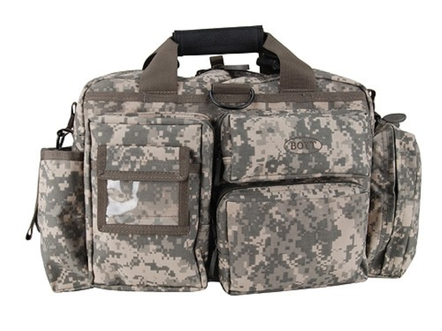 Boyt Tactical Briefcase Nylon ACU Camo