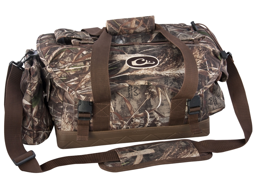 Drake Double Banded Large Floating Blind Bag with Swampsole Bottom
