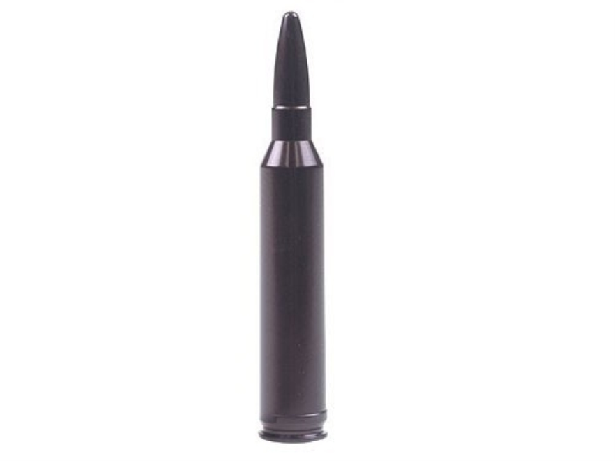 A-ZOOM Action Proving Dummy Round, Snap Cap 7mm Remington Magnum Aluminum Pack of 2