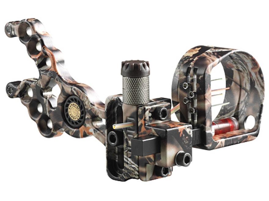 Custom Bow Equipment Sniper LC Hunting Sight 4-Pin Bow Sight .019 Pin