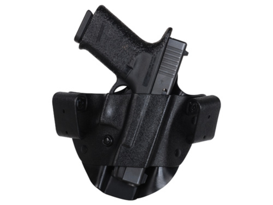DeSantis Scorpion Inside the Waistband Holster Right Hand Glock 26, 27, 33 Kydex Black