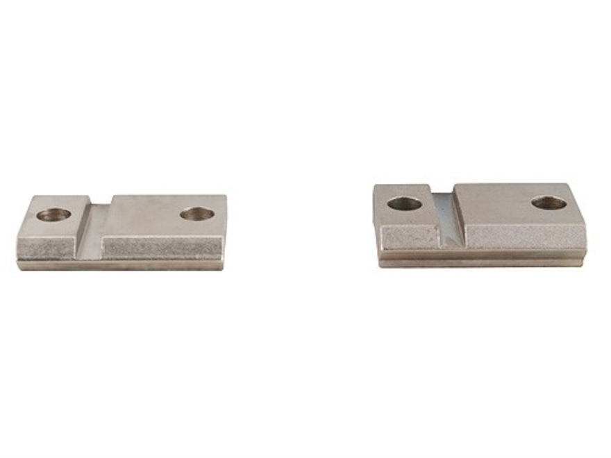 Warne Maxima 2-Piece Steel Weaver-Style Scope Base Sauer 202