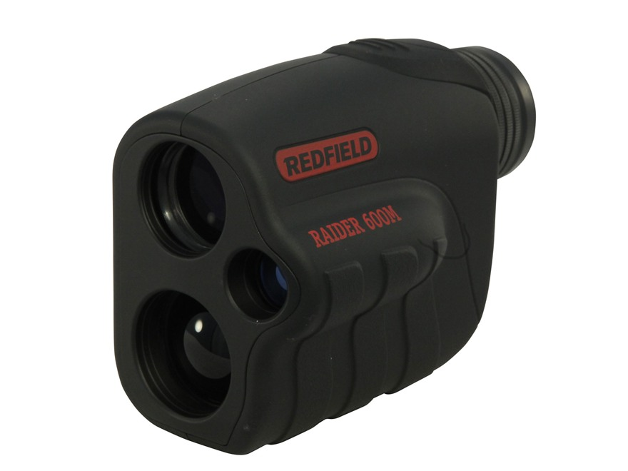 Redfield Raider 600M Laser Rangefinder 6x Black