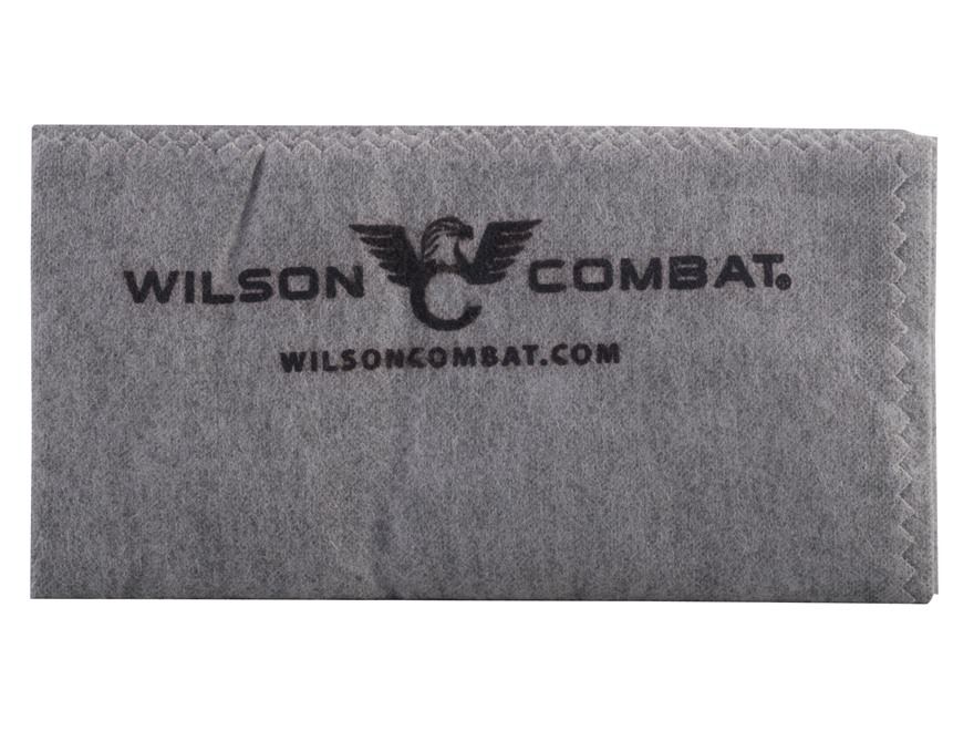 Wilson Combat Silicone Impregnated Gun Cleaning Cloth