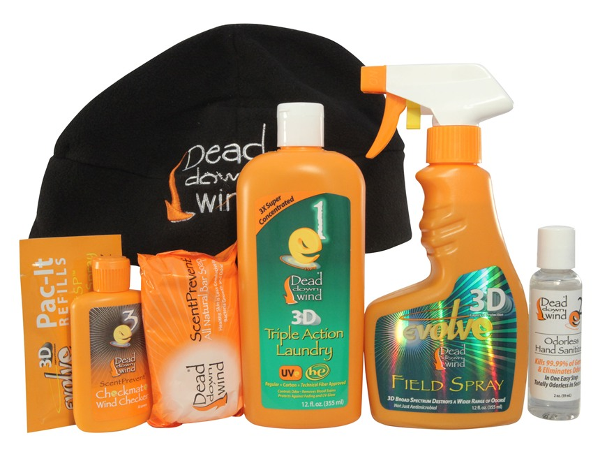 Dead Down Wind Grand Slam Scent Elimination Kit