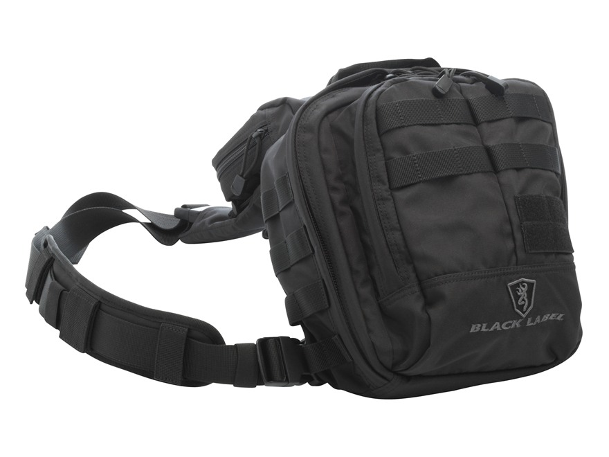 Browning Black Label Alfa Shoulder Bag Polyester Black