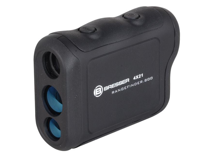 Bresser 800 Laser Rangefinder 4x Black