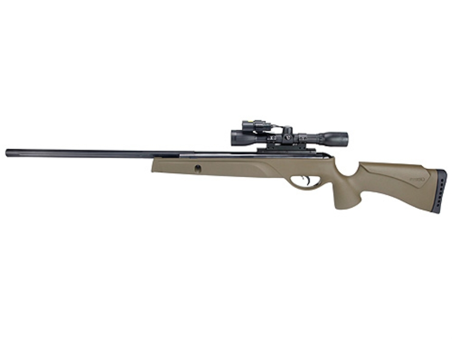 Gamo Varmint Hunter HP Break Barrel Air Rifle 177 Caliber Pellet Olive Drab Synthetic S...