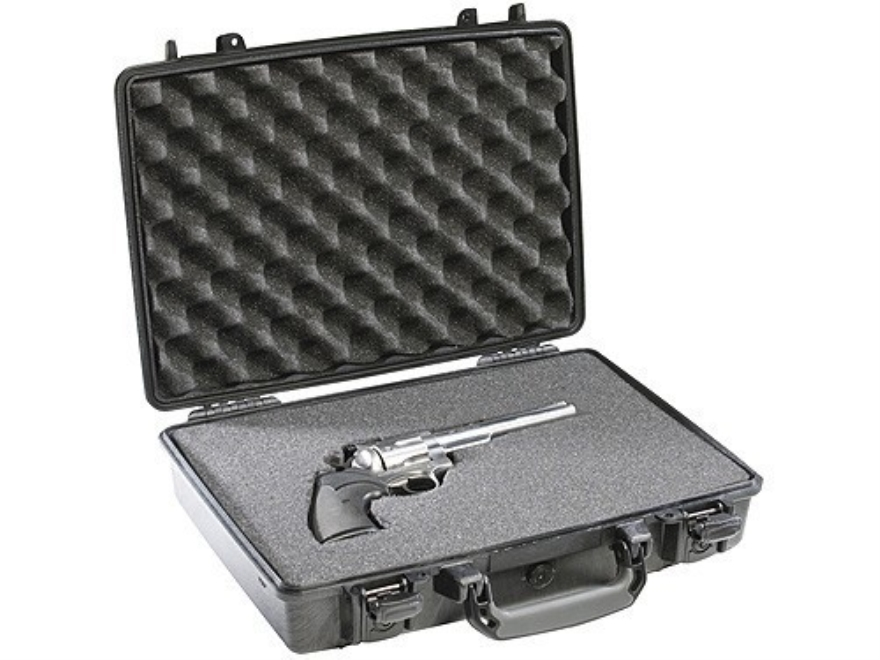 "Pelican 1470 Pistol Case 16"" Black"