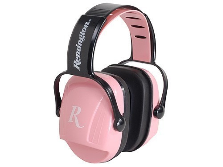 Remington MP22 Earmuffs (NRR 22dB) Pink