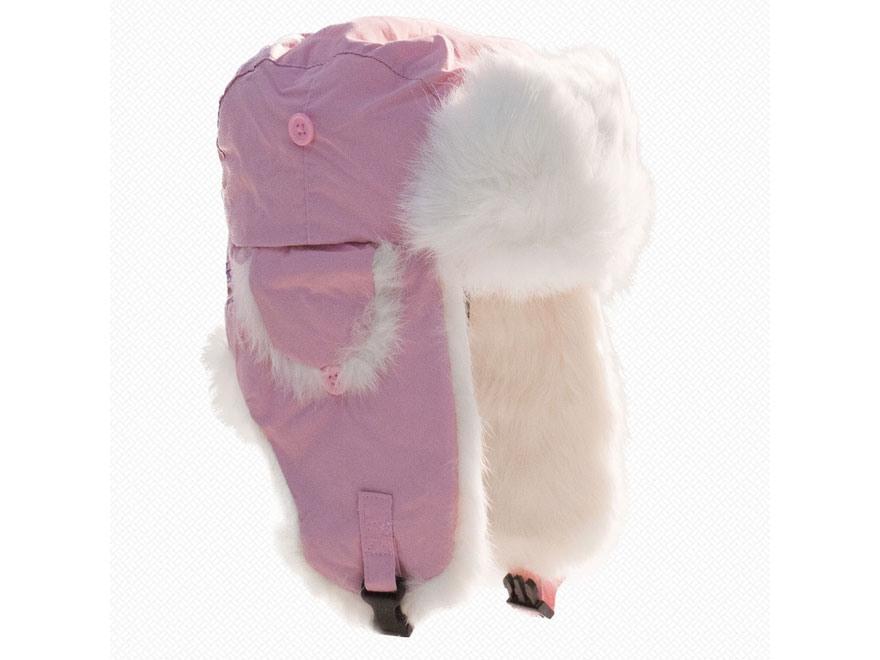 Yukon Tracks Original Alaskan Fur Bomber Hat Nylon