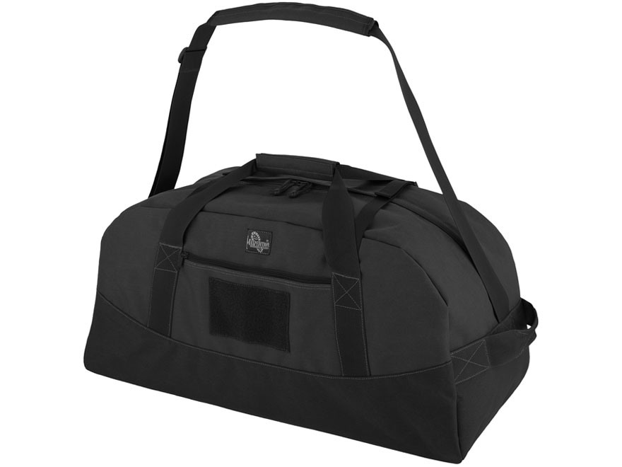 Maxpedition Imperial Load-Out Duffel Bag Medium Nylon Black