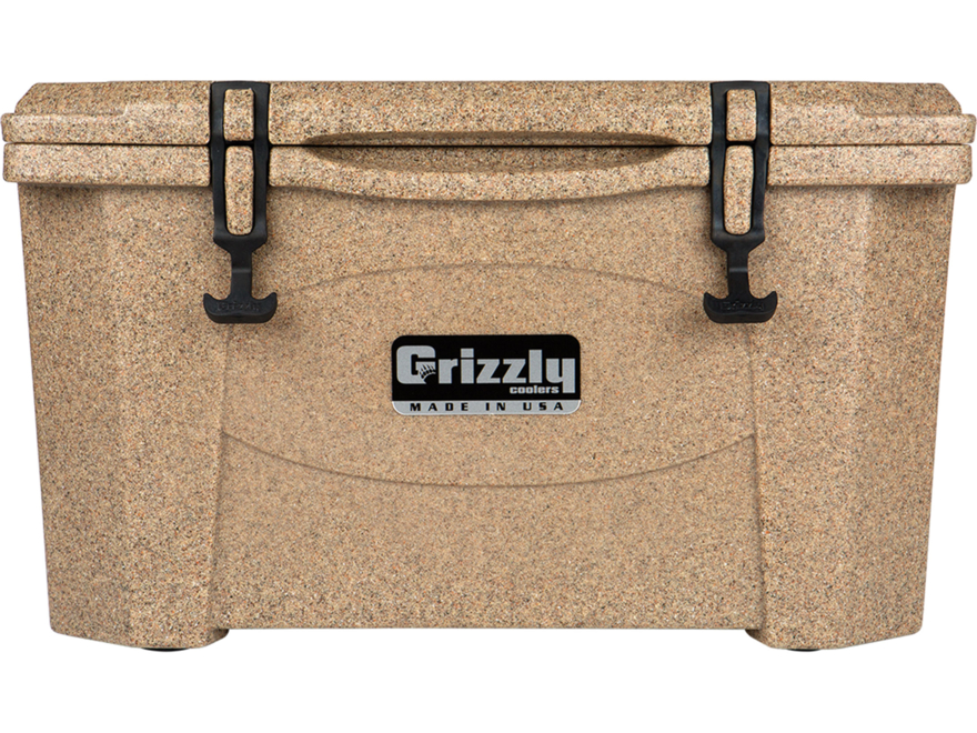 Grizzly 40 Qt Cooler with Rope Handles