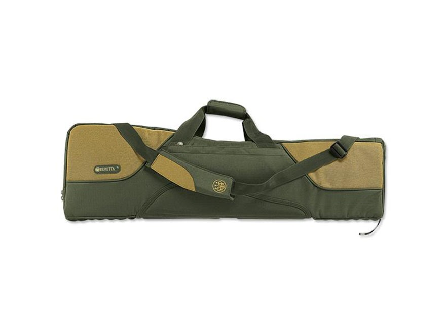 "Beretta Retriever Takedown Shotgun Case 37-1/2"" Nylon Green/Tan"