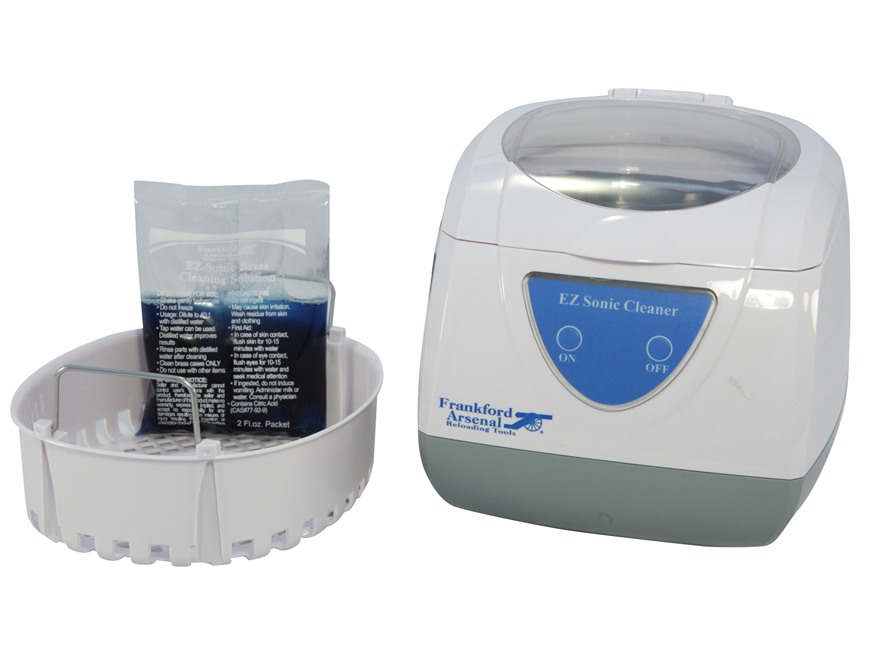 Frankford Arsenal EZ Ultrasonic Case Cleaner 220 Volt