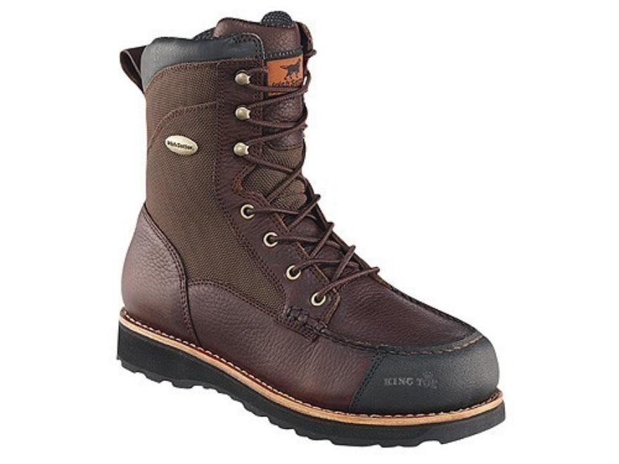 """Irish Setter DSS King Toe 9"""" Waterproof Uninsulated Hunting Boots ... Irish Setter Upland Boots"""