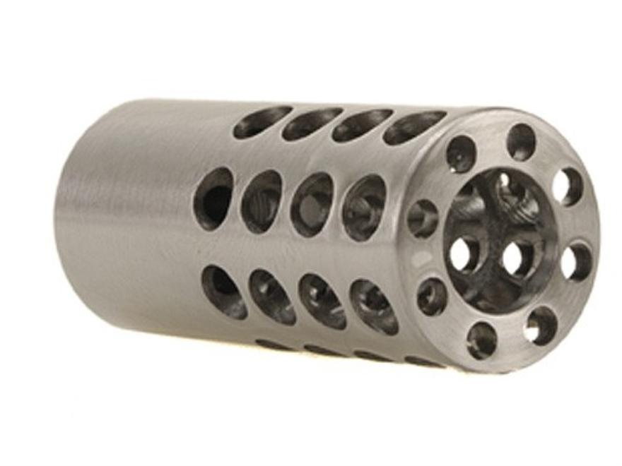 "Vais Muzzle Brake 7/8"" 458 Caliber 5/8""-32 Thread .875"" Outside Diameter x 2"" Length"