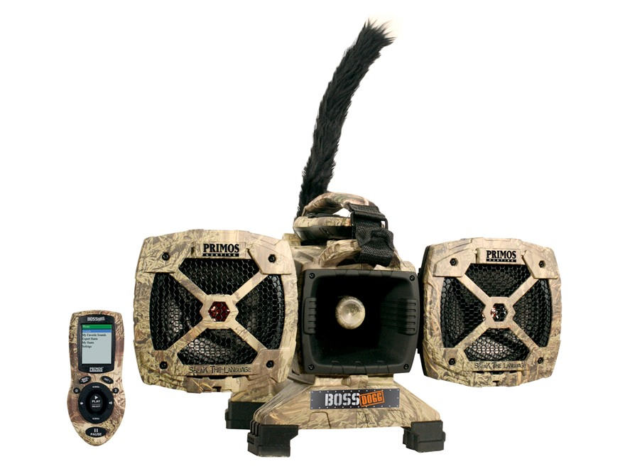Primos Boss Dogg Electronic Predator Call