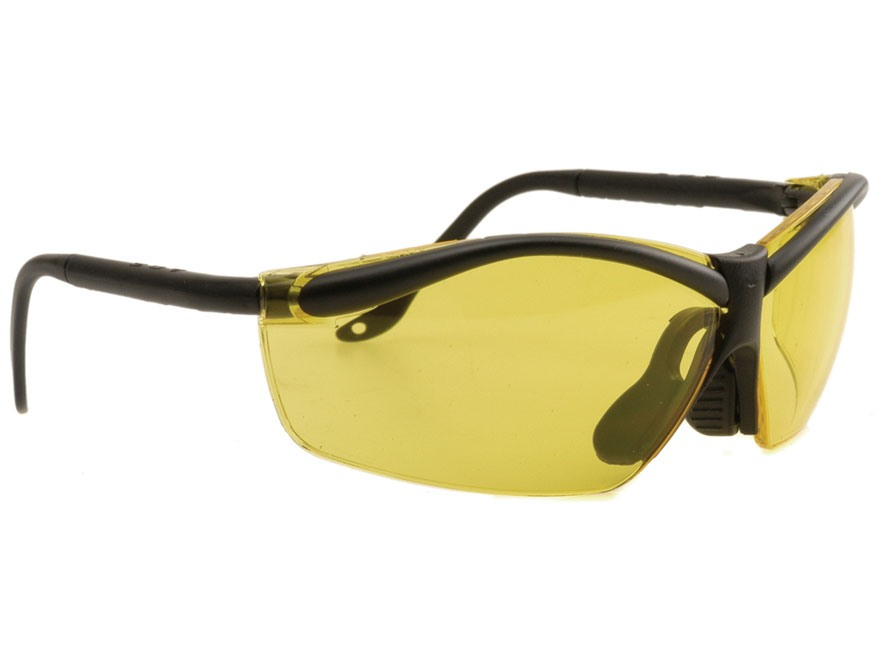 Peltor XF4 Shooting Glasses Yellow Lens