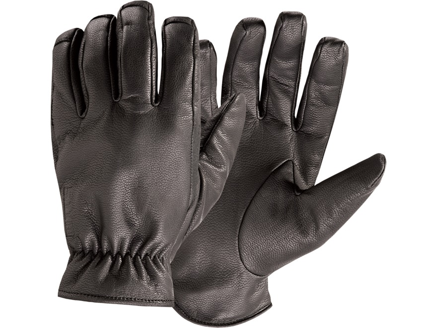 5.11 Tac-AK2 Gloves Kevlar and Goatskin 2XL Black