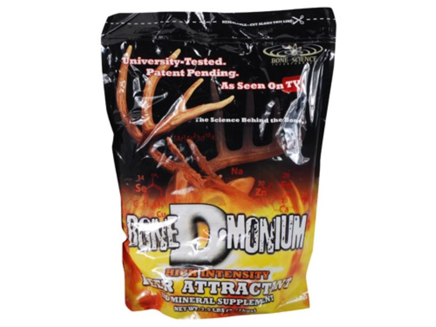 Wildgame Innovations Bone-D-Monium Deer Supplement Granular 7 lb