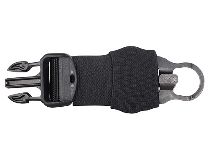 BlackHawk Single Point Storm Sling Quick Disconnect Attachment Nylon Bungee Black