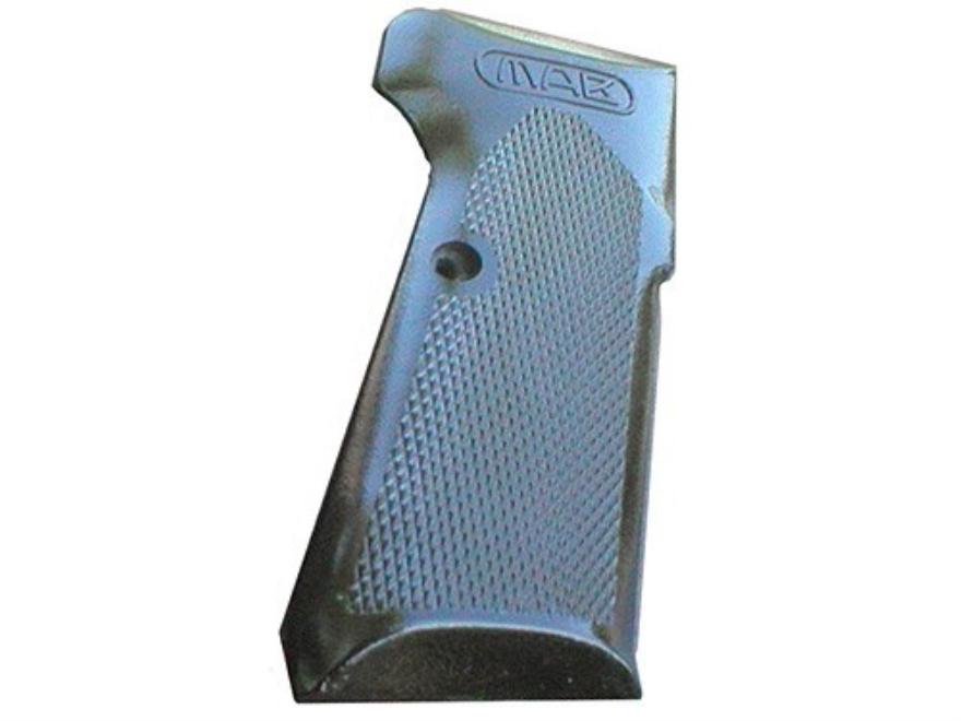 Vintage Gun Grips MAB PA15 9mm Luger Polymer Black