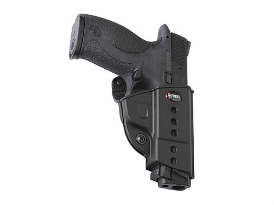Fobus Evolution Belt Holster Right Hand Diamondback DB FS Nine, S&W M&P 9/40, SD 9/40 Polymer Black