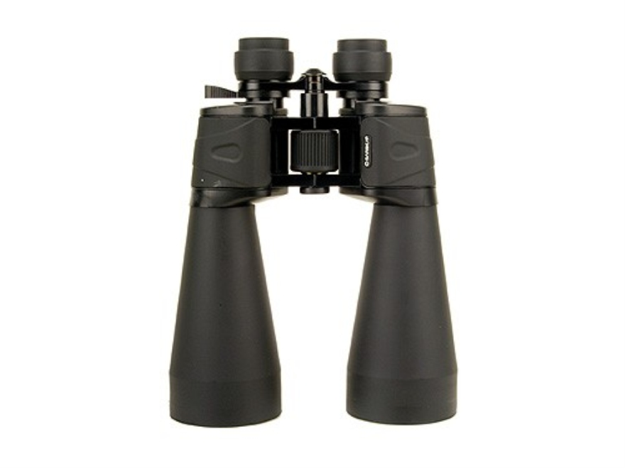 Barska Gladiator Binocular 12-36x 70mm Porro Prism with Tripod Adapter Rubber Armored Black