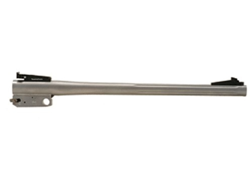"Thompson Center Barrel Thompson Center Encore Pro Hunter 7mm-08 Remington Heavy Contour 1 in 10"" Twist 15"" Fluted Stainless Steel Adjustable Sights"