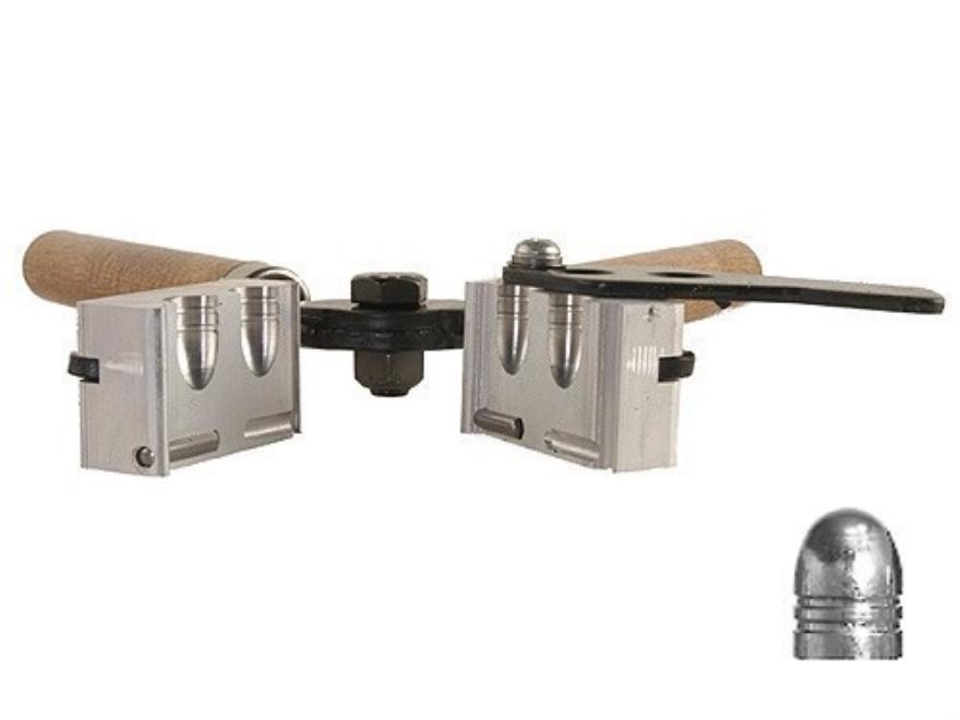 Lee 2-Cavity Bullet Mold 452-228-1R 45 ACP, 45 Auto Rim, 45 Colt (Long Colt) (452 Diameter) 228 Grain 1 Ogive Radius