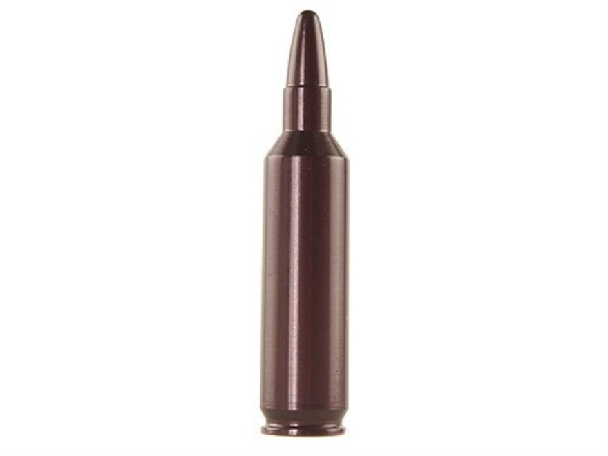 A-ZOOM Action Proving Dummy Round, Snap Cap 270 Winchester Short Magnum (WSM) Aluminum Pack of 2