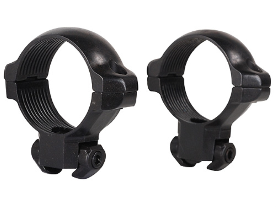 Millett 30mm  Angle-Loc Windage Adjustable Ring Mounts Ruger 77, Super Redhawk Gloss Me...