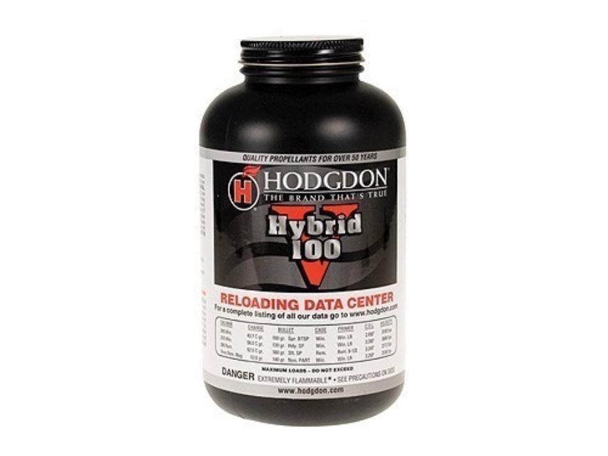 Hodgdon Hybrid 100V Smokeless Powder
